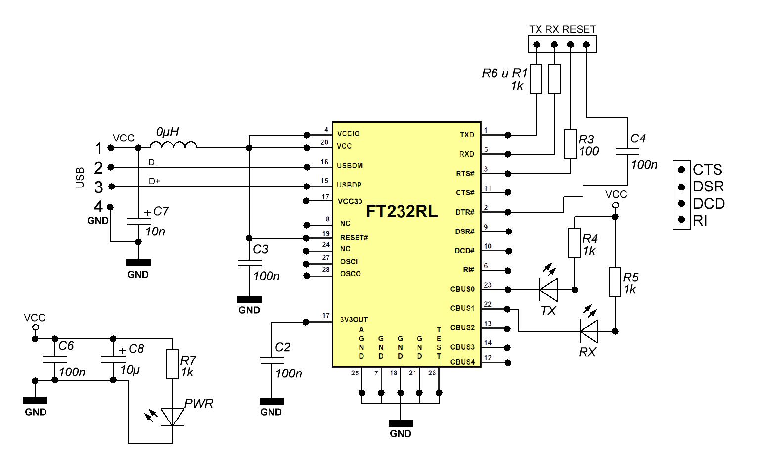 Схема универсального кабеля usb - com на : http://meandrorg/archives/7312